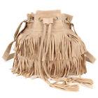 NEUF pour femmes Gland Cordon chaîne seau sac shoulder-tassel-bag-handbag
