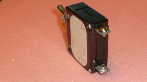 AIRPAX APGN6-1-51F-503 DC Circuit Breaker Magnetic 1Pole F.L AMPS 50 DELAY 50V