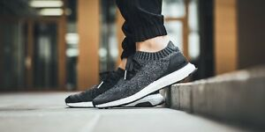c795620c73cc4 Adidas Ultra Boost Uncaged Black Grey White Size 14. BY2551. nmd pk ...