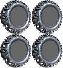 Four 4 EFX MotoMTC ATV Tires Set 2 Front 26x9-14 & 2 Rear 26x11-14 Moto MTC