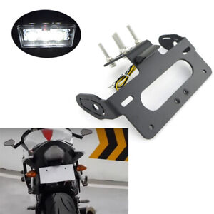 License-Plate-Fender-Eliminator-Tidy-Bracket-Fit-For-Yamaha-R6-YZF-R6-2006-2020
