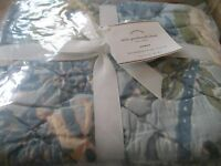 1 Pottery Barn Milo Patchwork Standard Sham With Tags
