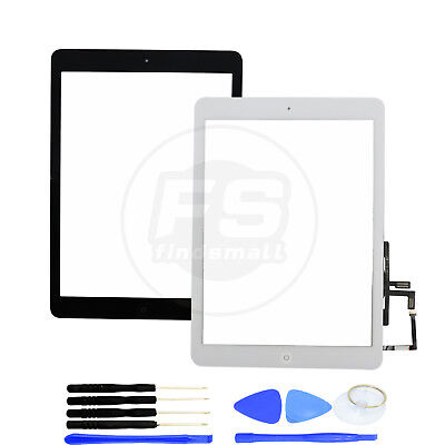 Home Button Flex for iPad Air A1474 A1475 De Adhesive Touch Digitizer Screen