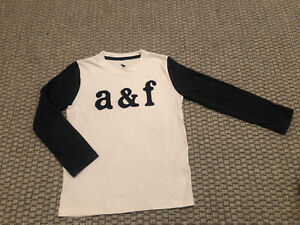 Abercrombie-amp-Fitch-Long-Sleeve-Boys-Top-5-6-Years