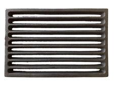 14 x 22 cm, Feuerrost, Kaminrost, Ofenrost, Ersatzteil, Gusseisen, Ofen, Leda