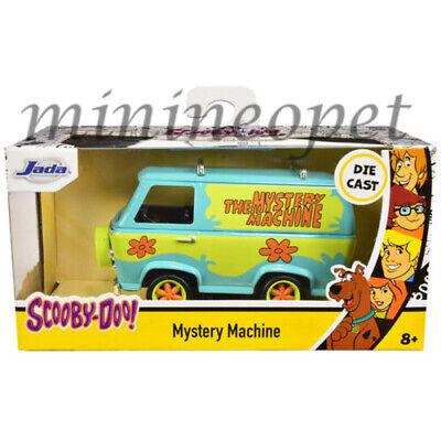 Buy Scooby Doo Mystery Machine Van