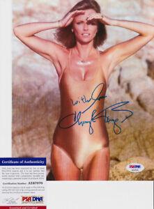 Cheryl-Tiegs-Sexy-Supermodel-Signed-Autograph-8x10-Photo-PSA-DNA-COA-7
