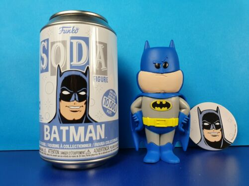 Batman Funko Vinyl Soda Figure Standard Version DC 8,400 Pieces