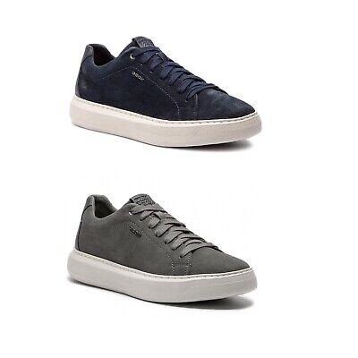 Geox White Deiven 6 Low Top Sneaker for men