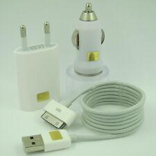 UOCAM Carregador para automóvel Cabo USB Adaptador de corrente iPhone 4S 4G  3GS