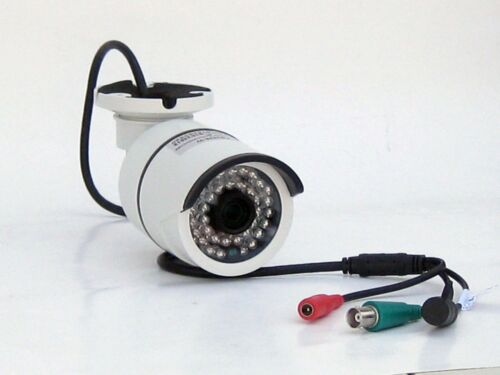 HD AHD  5MP 1080P 4 IN 1 Bullet Camera 3.6mm Lens 36 IR With Build-in Audio