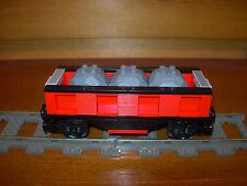 Lego Train Cargo Rock Gravel Car Custom City Track 9V RC My Own 60098 60052 7939