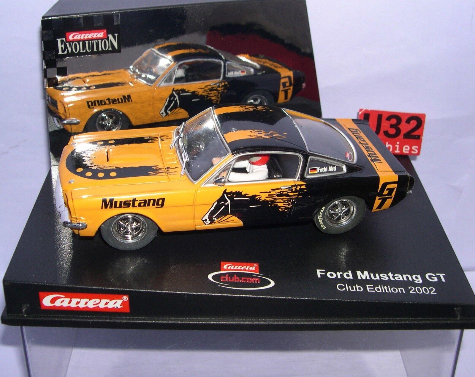 compra nuovo economico autoRERA EVOLUTION EVOLUTION EVOLUTION 25469 FORD MUSTANG GT CLUB edizione 2002 FETHI ABTI  prezzi bassissimi