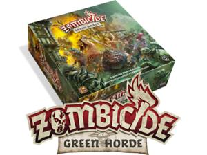 GdT-ZOMBICIDE-GREEN-HORDE-Kickstarter-1-ED-CORE-BOX-NIB-NO-STRETCH-GOALS