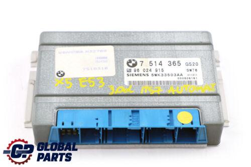 BMW 3 5 X5 Series E39 E46 E53 Automatic Gearbox Basic Control Unit EGS