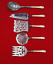 Repousse-by-Kirk-Sterling-Silver-Brunch-Serving-Set-5-Piece-HH-WS-Custom-Made thumbnail 1