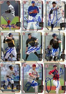 LUIS-HEREDIA-SIGNED-2015-BOWMAN-PROSPECT-ROOKIE-CARD-AUTO