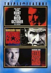 Brand-New-DVD-Jack-Ryan-3-Pack-The-Hunt-for-Red-October-Patriot-Games-Clear