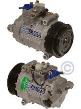 Omega Environmental 20-21612-AM A/C Compressor