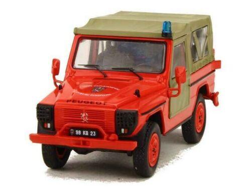 Peugeot P4 pompiers ODEON