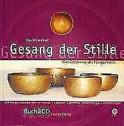 1 von 1 - Gesang der Stille - Das Geheimnis der Klangschalen von David Lindner inkl. CD