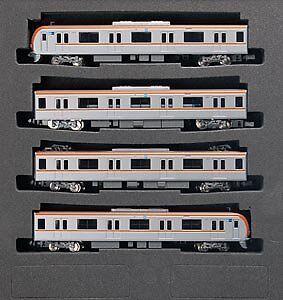Nuovo N Gauge 4128 Tokyo Metro 10000-Based Basic 4 è¼›  Painted Pvc