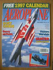 AEROPLANE MONTHLY MAGAZINE DECEMBER 1996
