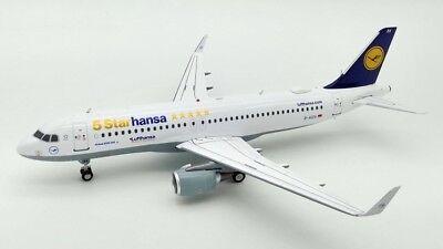 Panda Models PM-D-AIQR Airbus A320-211 Lufthansa D-AIQR in 1:400 scale
