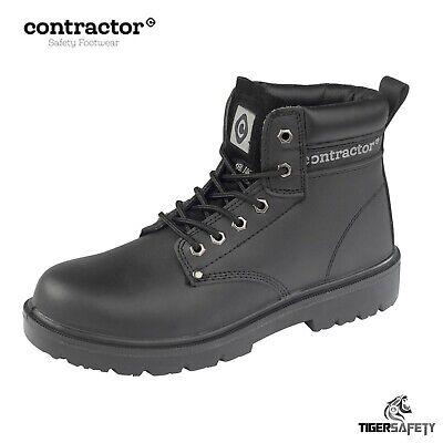 Contractor 802SM Black Classic 6\