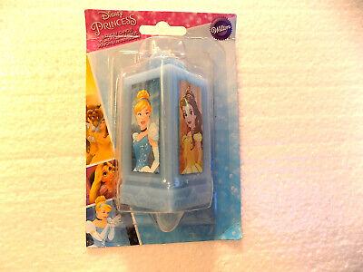 Assorted Wilton 2811-7490 Disney Princess Decorative Candle