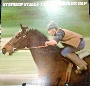 STEPHEN STILLS Thoroughfare Gap Album Released 1978 Vinyl/Record Collection USA
