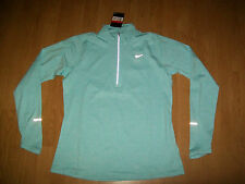 BNWT ladies Nike 'Element' running shirt, size large, UK FREEPOST!