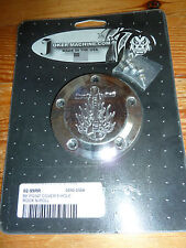 JOKER MACHINE ROCK N' ROLL IGNITION COVER FOR HARLEY DAVIDSON TWIN CAM 99 TO 17