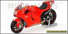 1:12 Minichamps Ducati Desmosedici Loris Capirossi 2005 Moto GP EXTREMALY RARE