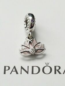 127522250 Image is loading Auth-Pandora-SS-CDN-EXCLUSIVE-Serene-Lotus-Flower-