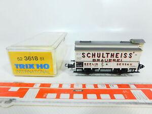 Bv847-0-5-TRIX-int-h0-dc-52-3618-51-biere-SCHULTHEISS-Berlin-Neuw-neuf-dans-sa-boite