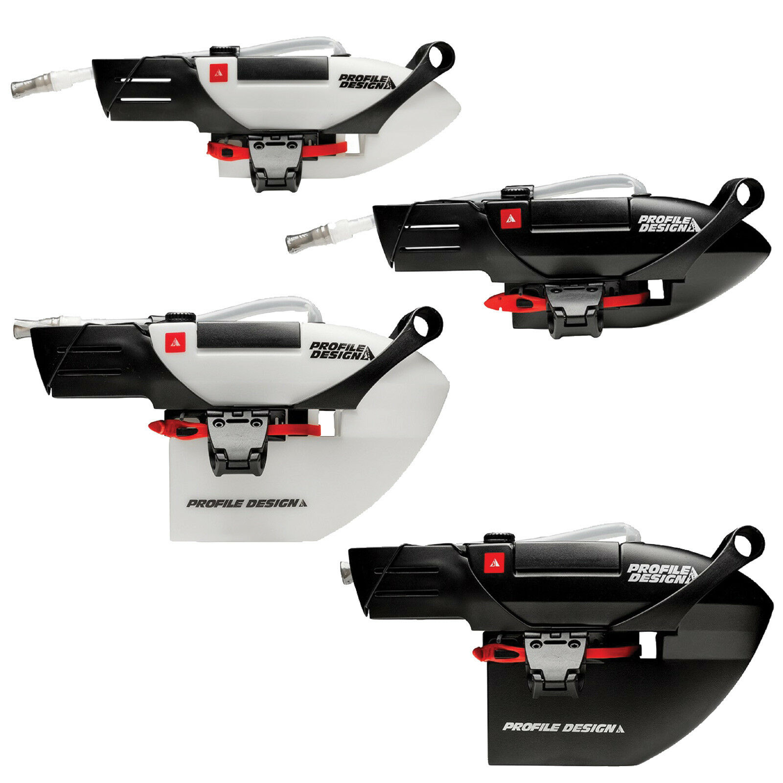 Profile Design Aero-Trinksystem FC25 & FC35 für Triathlon- und Zeitfahrräder
