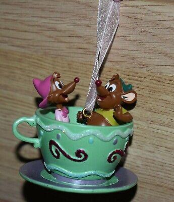 Disneyland Paris Mickey Mouse Gingerbread Ornement Suspendu Décoration De Noël