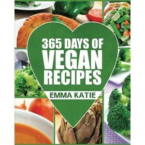 Vegan 365 days of recipes plant based diet healthy eating cook book image is loading vegan 365 days of recipes plant based diet forumfinder Gallery