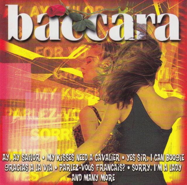 BACCARA Baccara – Best Of CD Album 2001 WIE NEU Yes Sir, I Can Boogie Disco Hit!