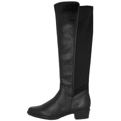 Rieker Y0756 00 Schuhe Damen Antistress Stiefel DWgM5