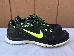 719d3e29d97b MINT Nike Womens Flex Trainer 5 Print Black White Khaki 749184-011 US 9  EUR. Women s Nike Air Max Sequent 2 Running Shoes ...