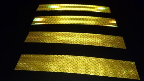 3M™ Scotchlite Reflexfolie gelb reflexband reflektierend selbstklebend