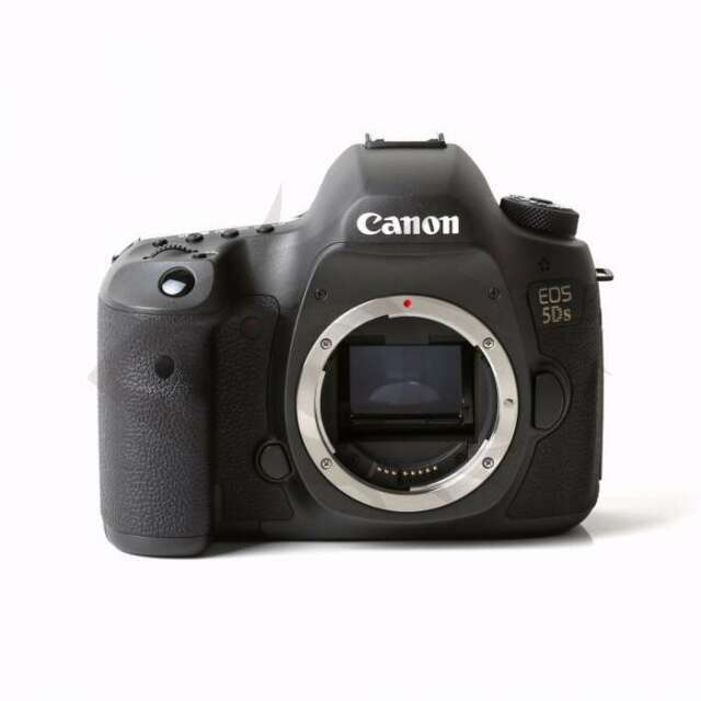 Authentique Canon EOS 5DS Digital SLR Camera Body Only