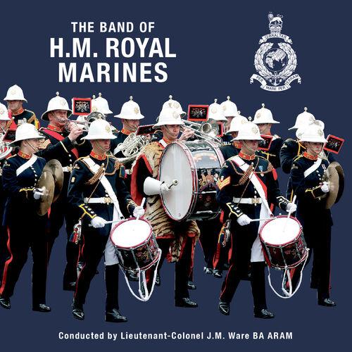 1 of 1 - The Band of H.M. Royal Marines : The Band of H.M. Royal Marines CD (2016)