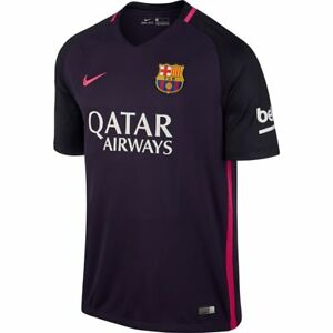 Crest Tee Barcellona Barcelona Nike T-shirt tempo libero 2016 Uomo