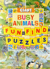 Giant Fun-to-Find Puzzles Busy Animals by Anness Publishing (Paperback, 2014)