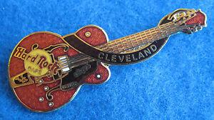 Cleveland-Chet-Atkins-Cochran-Cavo-Corpo-Rosso-Gretsch-Chitarra-Hard-Rock-Cafe-A