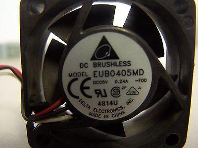 AUB0405HD For Delta 4cm 4020 40mm 5V silent switch inverter server cooling fan