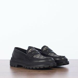 DIOR 870$ Explorer Calfskin Loafer In